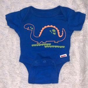 Dino bodysuit (3 for $10)